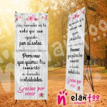 Banner rosas hay momentos en la vida que son especiales por si solos