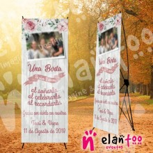 Banner foto una boda se vive 3 veces