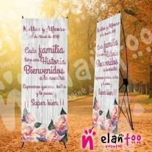 Banner cada familia tiene una historia