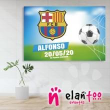 Fondo mesa dulce futbol FC Barcelona