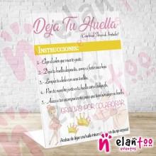 Instrucciones Bailarina Corona